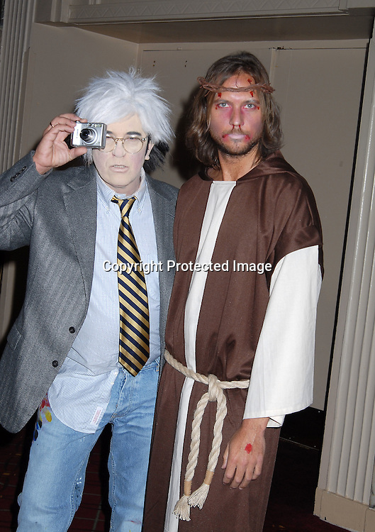 Michael Kors and Lance Lepere..arriving at Bette Midler's New York Restoration Project's Hulaween Benefit Gala on October 31, 2006 at The Waldorf Astoria Hotel. ..Robin Platzer, Twin Images
