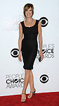 Allison Janney arriving at the People's Choice Awards 2014, held at Nokia Theatre L.A. Live, January 8, 2014.