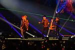 BIGBANG, Feb 28, 2015 : Tokyo, The 20th Tokyo Girls Collection 2015 Spring/Summer was held at Yoyogi National First Gymnasium. (Michael Steinebach/Aflo)