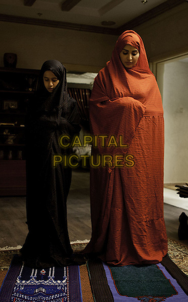 Waad Mohammed, Reem Abdullah<br /> in Wadjda (2012) <br /> *Filmstill - Editorial Use Only*<br /> CAP/FB<br /> Image supplied by Capital Pictures