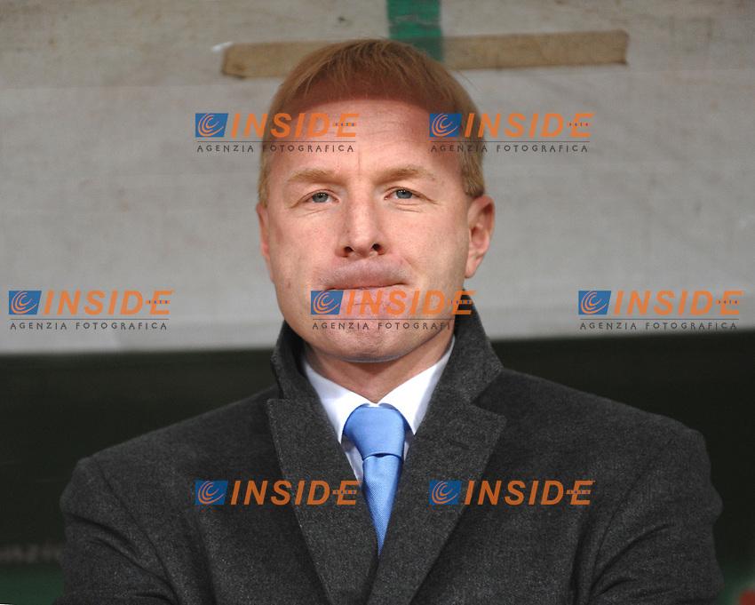 Lazio Manager Igli Tare <br /> Roma 21/10/2008 Stadio &quot;Olimpico&quot; <br /> Campionato Italiano Serie A 2008/2009<br /> Lazio Palermo (1-0)<br /> Foto Andrea Staccioli Insidefoto