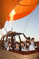 20140907 07 September Hot Air Balloon Cairns