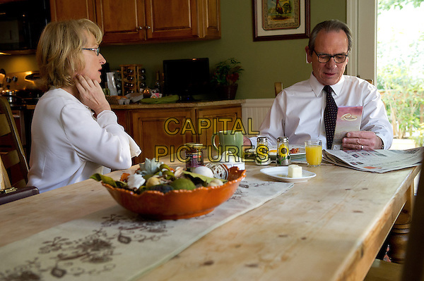 MERYL STREEP & TOMMY LEE JONES .in Hope Springs (2012) .*Filmstill - Editorial Use Only*.CAP/FB.Supplied by Capital Pictures.