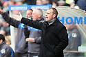 Stevenage manager Gary Smith. - Tranmere Rovers v Stevenage - npower League 1 - Prenton Park, Tranmere - 6th April, 2012 . © Kevin Coleman 2012