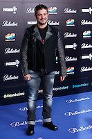 Alejandro Sanz attends 40 Principales awards photocall  2012 at Palacio de los Deportes in Madrid, Spain. January 24, 2013. (ALTERPHOTOS/Caro Marin) /NortePhoto