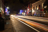 Sixth Street is the downtown entertainment district in lively Austin, Texas!