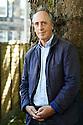 Adam Nicolson,  writer of The Mighty Dead  at Edinburgh International Book Festival  Literary Festival  2014 CREDIT Geraint Lewis
