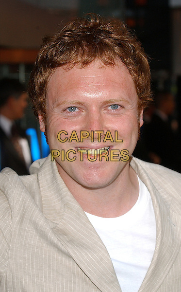 "LEIGH FRANCIS - AVID MERRION.""War of The Worlds"" UK Premiere.June 19th, 2005.headshot portrait.www.capitalpictures.com.sales@capitalpictures.com.© Capital Pictures."