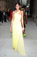 NEW YORK, NY - SEPTEMBER 8: Daniela Lopez Osorio arriving to the Daily Front Row Fashion Awards at Four Seasons NY Downtown in New York City on September 8,  2017. <br /> CAP/MPI/RW<br /> &copy;RW/MPI/Capital Pictures