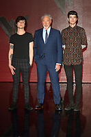 Sir Tom Jones and Into the Ark at The Voice - finalists red carpet at LH2 Studios, London on March 29th 2017<br /> CAP/ROS<br /> &copy; Steve Ross/Capital Pictures /MediaPunch ***NORTH AND SOUTH AMERICAS ONLY***