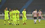Envigado venció 0-3 a Junior. Partido aplazado de la fecha 3 Liga Águila I-2018.