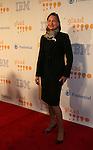 Cherry Jones at the 20th Annual GLAAD Media Awards on March 28, 2009 at the New York Marriott, New York City, NY. (Photo by Sue Coflin/Max Photos)