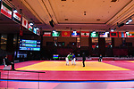 General view, <br /> AUGUST 29, 2018 - Kurash : Men's 81kg at Jakarta Convention Center Assembly Hall during the 2018 Jakarta Palembang Asian Games in Jakarta, Indonesia. <br /> (Photo by MATSUO.K/AFLO SPORT)