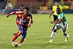 Tunja- Deportivo Pasto venció a Atlético Nacional 2 goles por 1, en el partido aplazado correspondiente a la fecha 11 de del Torneo Clausura 2014, desarrollado el 15 de octubre en el estadio Libertad.