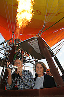 20121117 November 17 Hot Air Balloon Gold Coast