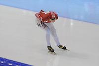 SCHAATSEN: HEERENVEEN: IJsstadion Thialf, 16-11-2012, Essent ISU World Cup, Season 2012-2013, Ladies 3000 meter Division A, Yevgeniya Dmitriyeva (RUS), ©foto Martin de Jong