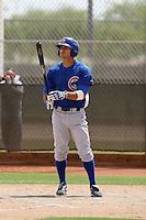 Izaac Garsez - 2012 AZL Cubs (Bill Mitchell)