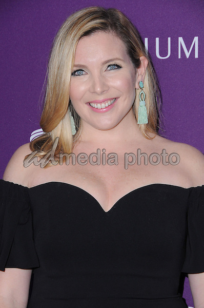 21 February 2017 - Beverly Hills, California - June Diane Raphael.  19th Costume Designers Guild Awards held at The Beverly Hilton Hotel. Photo Credit: Birdie Thompson/AdMedia