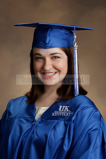 Zerull, Anna photographed during the Feb/Mar, 2013, Grad Salute in Lexington, Ky.