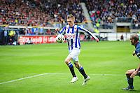 VOETBAL: HEERENVEEN: Abe Lenstra Stadion, SC Heerenveen - Feyenoord, 06-05-2012, Jeffrey Gouweleeuw (#3), Eindstand 2-3, ©foto Martin de Jong