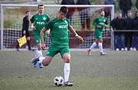 Marco Boras (Offenbach) - Büttelborn 15.05.2019: SKV Büttelborn vs. Kickers Offenbach, A-Junioren, Hessenpokal Halbfinale
