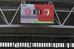 1-1 Endstand-Klassenerhalt fuer den FC Augsburg-die Fortuna muss bangen.<br /><br />Fussball 1. Bundesliga, 33.Spieltag, Fortuna Duesseldorf (D) -  FC Augsburg (A), am 20.06.2020 in Duesseldorf/ Deutschland. <br /><br />Foto: AnkeWaelischmiller/Sven Simon/ Pool/ via Meuter/Nordphoto<br /><br /># Editorial use only #<br /># DFL regulations prohibit any use of photographs as image sequences and/or quasi-video #<br /># National and international news- agencies out #