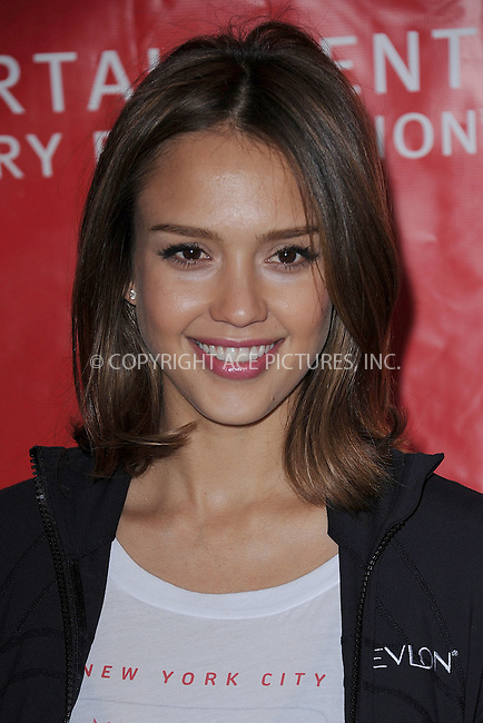 WWW.ACEPIXS.COM . . . . . .April 30, 2011...New York City...Jessica Alba attends the 14th Annual EIF Revlon Run/Walk For Women in Time Square on April 30, 2011 in New York City....Please byline: KRISTIN CALLAHAN - ACEPIXS.COM.. . . . . . ..Ace Pictures, Inc: ..tel: (212) 243 8787 or (646) 769 0430..e-mail: info@acepixs.com..web: http://www.acepixs.com .