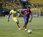 Atlético Bucaramanga venció 2-1 a Pasto como local. Fecha 4 Liga Águila II-2016.