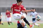 Shiho Kohata (reds), <br /> MAY 4, 2014 - Football /Soccer : <br /> Plenus Nadeshiko League 2014 <br /> between Urawa Reds Ladies 1-3 Okayama Yunogo Belle <br /> at Saitama Urawa Komaba Stadium, Saitama, Japan. <br /> (Photo by AFLO SPORT) [1205]