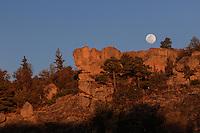 Luna en territorio raramuri