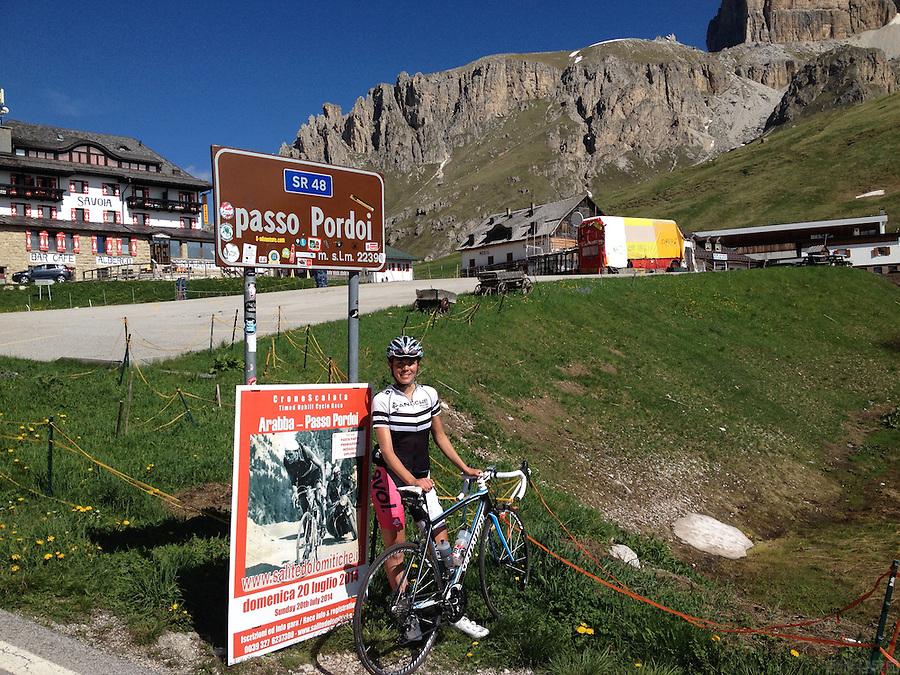 In the heart of the Dolomites, Corvara in Badia, Südtirol, Italy.