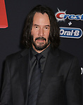 "Keanu Reeves 037 arrives at the premiere of Disney and Pixar's ""Toy Story 4"" on June 11, 2019 in Los Angeles, California."
