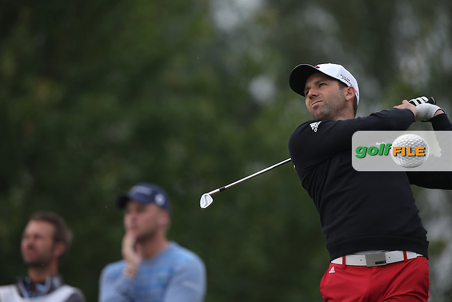 Sergio Garcia (ESP) played himself into T12 (-16) just a few shots off the leaders during the Final Round of the BMW International Open 2014 from Golf Club Gut Lärchenhof, Pulheim, Köln, Germany. Picture:  David Lloyd / www.golffile.ie