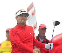 Soren Kjeldson (DEN) on the 4th tee during Round 4 of Made in Denmark at Himmerland Golf &amp; Spa Resort, Farso, Denmark. 27/08/2017<br /> Picture: Golffile | Thos Caffrey<br /> <br /> All photo usage must carry mandatory copyright credit     (&copy; Golffile | Thos Caffrey)