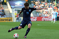 John Swift of England during Slovakia Under-21 vs England Under-21, UEFA European Under-21 Championship Football at The Kolporter Arena on 19th June 2017