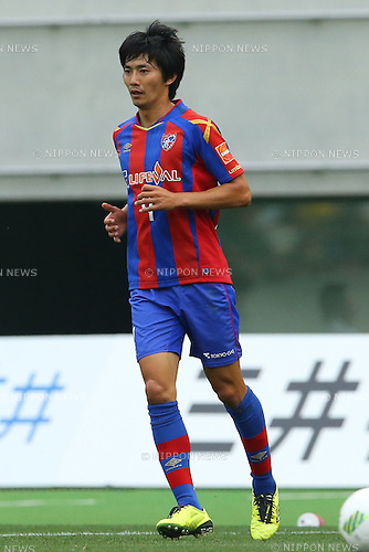Hideto Takahashi (FC Tokyo),<br /> MAY 29, 2016 - Football / Soccer :<br /> 2016 J1 League 1st stage match between F.C.Tokyo 1-0 Gamba Osaka at Ajinomoto Stadium in Tokyo, Japan. (Photo by AFLO)