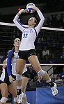 UK Women's Volleyball 2012: NCAA Tournament v. ETSU