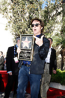 Paul McCartney star
