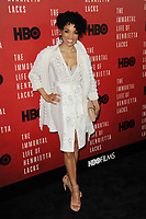 www.acepixs.com<br /> April 18, 2017  New York City<br /> <br /> Lisa Arrindell attending 'The Immortal Life of Henrietta Lacks' premiere at SVA Theater on April 18, 2017 in New York City.<br /> <br /> Credit: Kristin Callahan/ACE Pictures<br /> <br /> <br /> Tel: 646 769 0430<br /> Email: info@acepixs.com