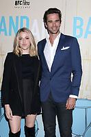 "LOS ANGELES - MAY 31:  Majandra Delfino, David Walton at the ""Band Aid"" Premiere at the Theater at Ace Hotel on May 31, 2017 in Los Angeles, CA"