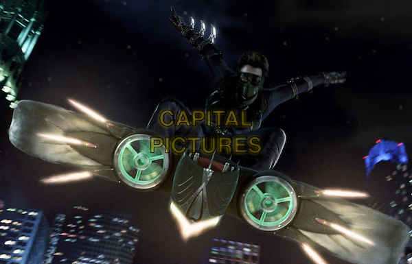 JAMES FRANCO.in Spider-Man 3 .spiderman spider man .**Editorial Use Only**.CAP/FB.Supplied by Capital Pictures
