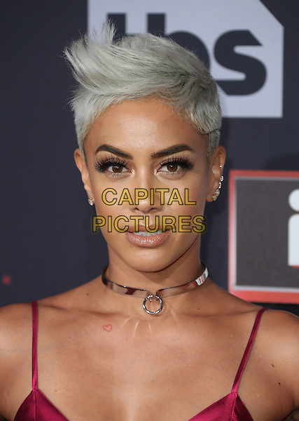 LOS ANGELES, CA - March 05: Sibley Scoles, At The 2017 iHeartRadio Music Awards At The Forum In California on March 05, 2017. <br /> CAP/MPIFS<br /> &copy;MPIFS/Capital Pictures