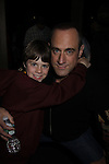 Christopher Meloni and son Dante at the Figure Skating in Harlem  - the 2011 Skating with the Stars on April 4, 2011 at Wollman Rink, Central Park, New York City, New York. (Photo by Sue Coflin/Max Photos)