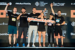 Award - Bloomberg Square Mile Relay Dubai 2018