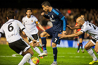 Valencia 2-2 R. Madrid (3-1-2016)