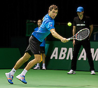13-02-14, Netherlands,Rotterdam,Ahoy, ABNAMROWTT, Jerzy Janowicz(POL) <br /> Photo:Tennisimages/Henk Koster