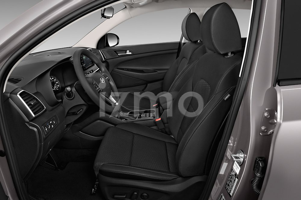 Front seat view of 2019 Hyundai Tucson Inspire 5 Door SUV Front Seat  car photos