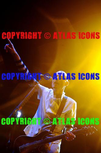 Billy Corgan Lead Singer of Smashing Pumpkins Live.Photo Credit: Eddie Malluk/Atlasicons.com