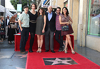 08 August 2017 - Hollywood, California - Rhys Ernst, Our Lady J, Kathryn Hahn, Jeffrey Tambor, Jay Duplass, Amy Landecker. Jeffrey Tambor Honored With A Star On The Hollywood Walk Of Fame. Photo Credit: F. Sadou/AdMedia