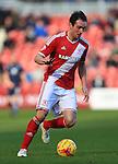 Kike of Middlesbrough - Middlesbrough vs. Leeds United - Skybet Championship - Riverside Stadium - Middlesbrough - 21/02/2015 Pic Philip Oldham/Sportimage